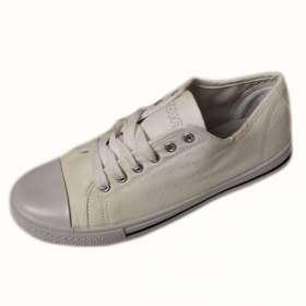 Vászoncipő fehér 12