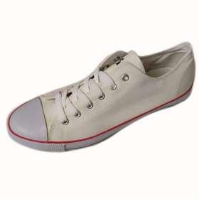 Vászoncipő fehér