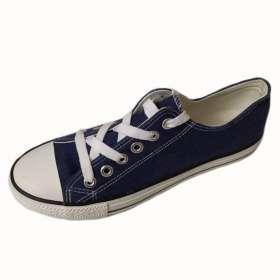 Vászoncipő kék