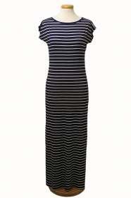 Andrea csíkos hosszú Nyári ruha