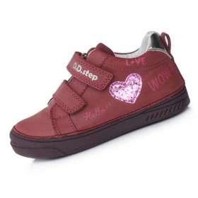 Dd step kényelmi Szivecskés cipő