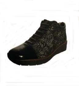Rieker csipkemintás Női cipő