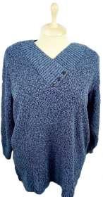 Gyertyás pulóver