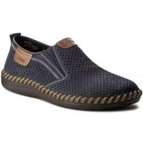 Rieker férfi Belebújós cipő