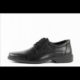 Rieker férfi cipő Fekete