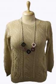 Erika kötött pulóver Xl-2xl