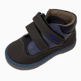 Asso két tépőzáras Kényelmi cipő